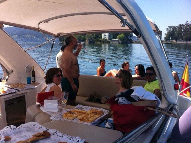 Paseos en barco vigo eventos gastronomicos alquiler de for Alquiler de oficinas en vigo